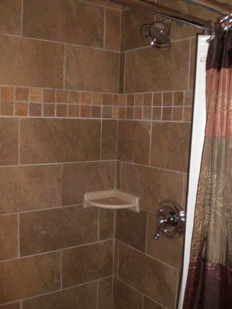 porcelain tile bond pattern