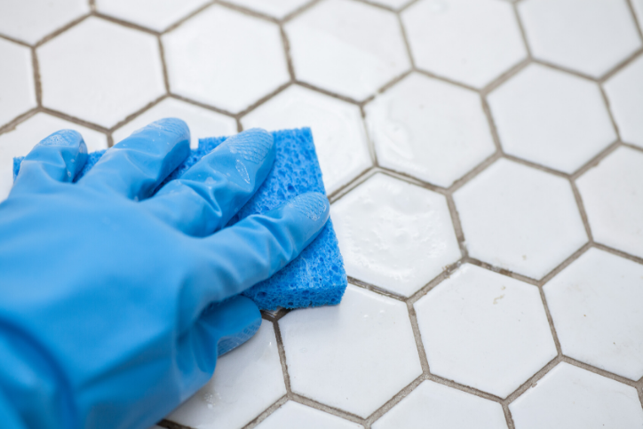 How to Fix Grout Haze!