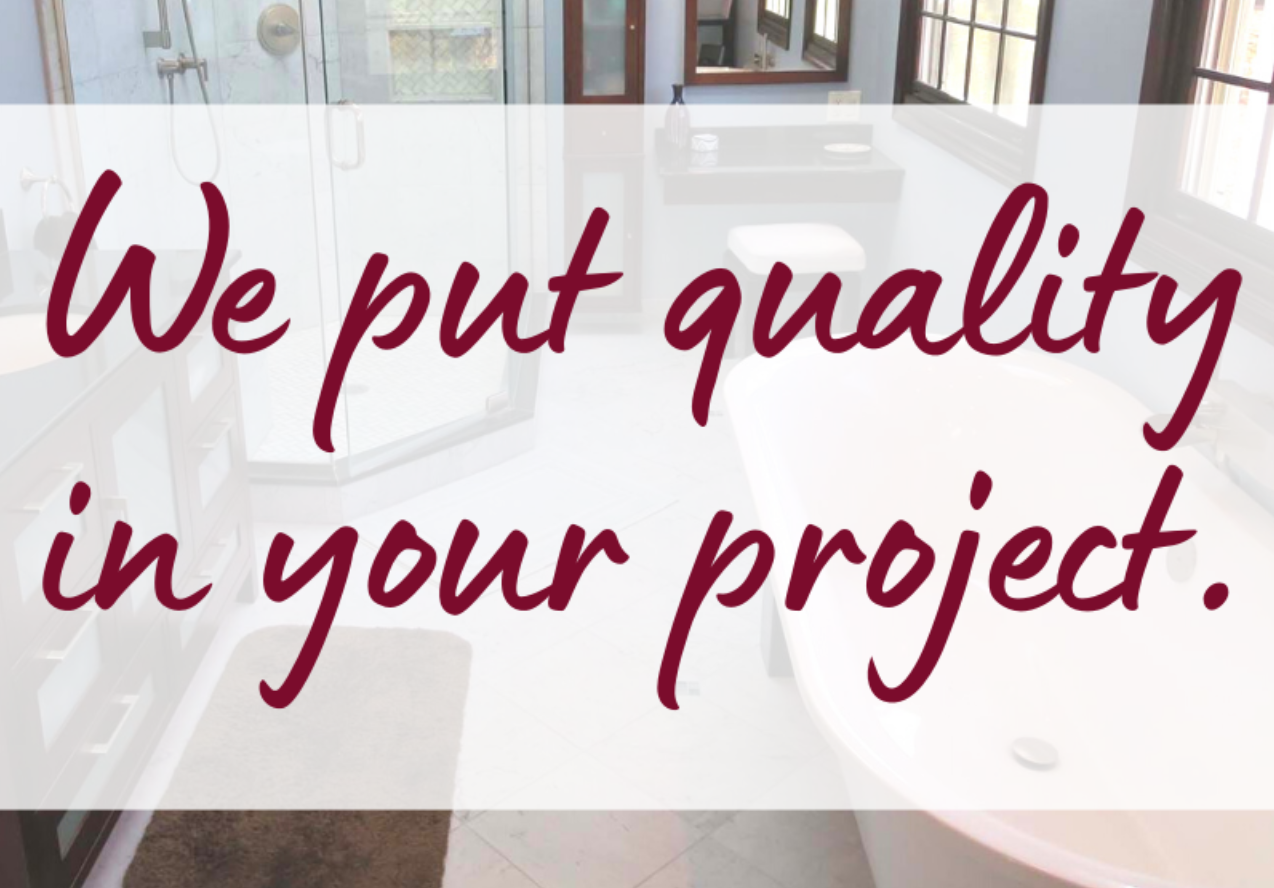 We Put Quality In Your Project! 🛠