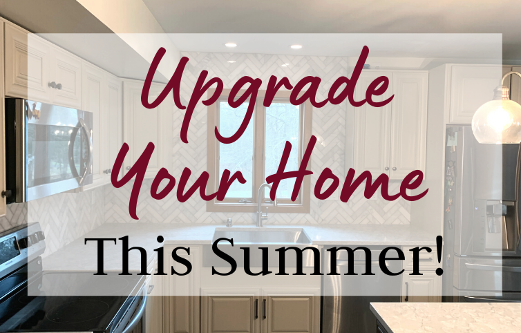 Read more about the article Upgrade Your Home This Summer