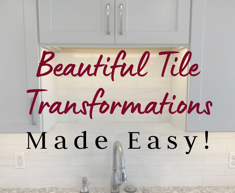 Read more about the article Beautiful Tile Transformations Made Easy!